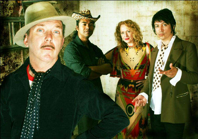 Dave Graney & The Coral Snakes* Dave Graney 'N' The Coral Snakes - The Baddest